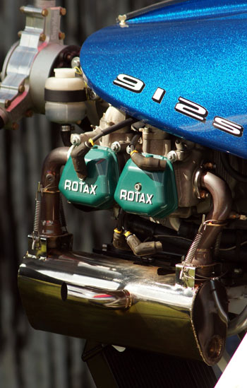 The Rotax 912s